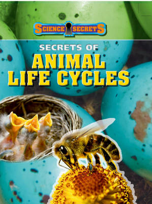 Secrets of Animal Life Cycles (BOK)