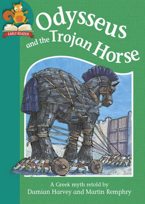 Odysseus and the Trojan Horse (BOK)