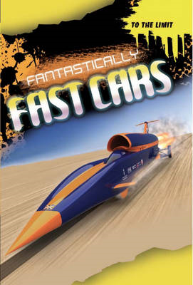 Fantastically Fast Cars (BOK)