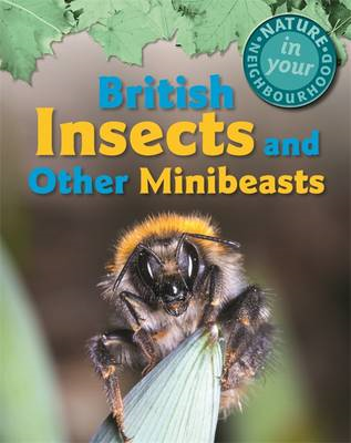 British Insects and Other Minibeasts (BOK)