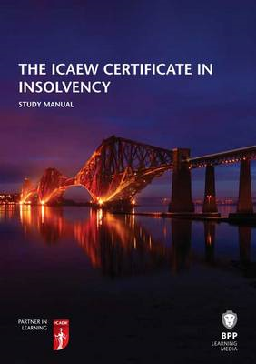 ICAEW - Certificate in Insolvency: Study Text (BOK)