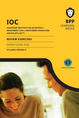 IOC Operational Risk Review Exercises Syllabus Version12: Review Exercise (BOK)