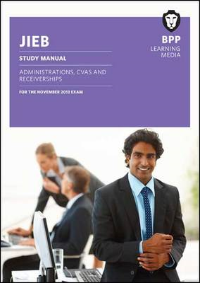 JIEB - Administrations, CVAs and Receiverships: Study Text (BOK)