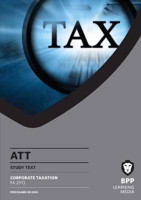 ATT 4: Corporate Tax FA2013 (BOK)