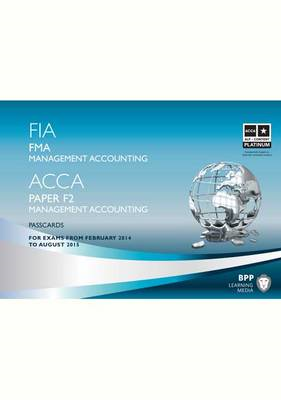 FIA Foundations in Management Accounting FMA (ACCA F2) (BOK)