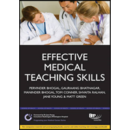 Effective Medical Teaching Skills (BOK)