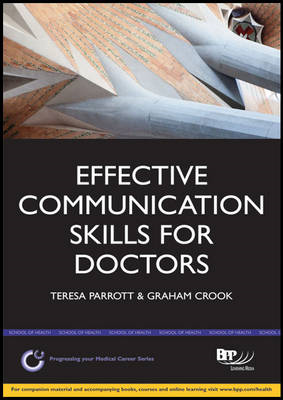 Effective Communication Skills for Doctors (BOK)