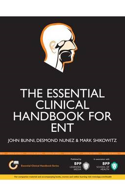 Essential Clinical Handbook for ENT Surgery (BOK)