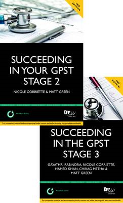 Succeeding in Your GPST Bundle Pack: Professional Dilemmas P (BOK)