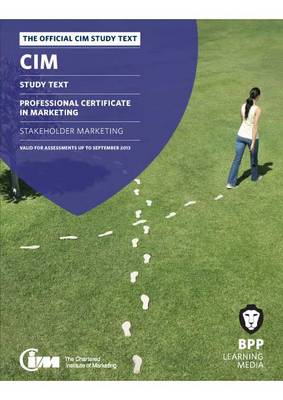 CIM - 4 Stakeholder Marketing (BOK)