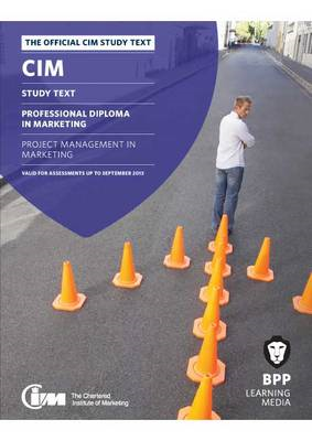 CIM - 8 Project Management in Marketing (BOK)