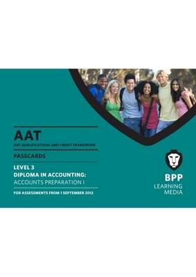 AAT - Accounts Preparation 1: Passcard (L3) (BOK)