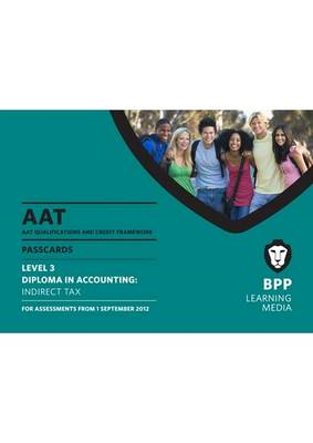 AAT - Indirect Tax: Passcard (L3) (BOK)