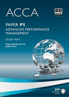 ACCA - P5 Advanced Performance Management (BOK)