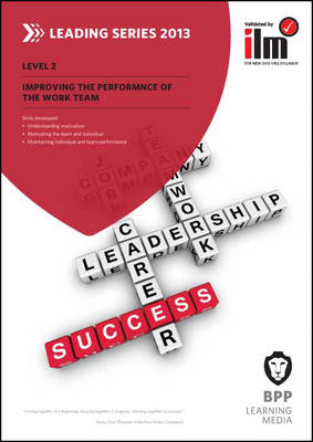 Improving the Performance of the Work Team (BOK)