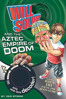 The Aztec Empire of Doom (BOK)