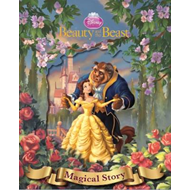 Disney Beauty and the Beast Magical Story with Amazing Movin (BOK)