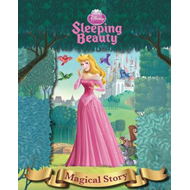Disney Sleeping Beauty Magical Story with Amazing Moving Pic (BOK)