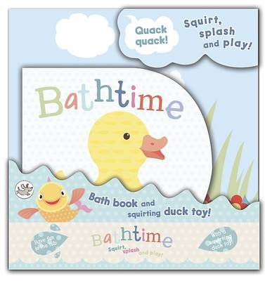 Little Learners - Bathtime: Squirt, Splash and Play! (BOK)