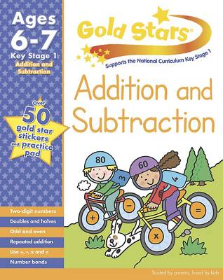 Gold Stars KS1 Addition and Subtraction Workbook Age 6-8 (BOK)