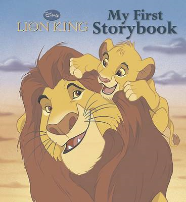 Disney Lion King - My First Storybook (BOK)