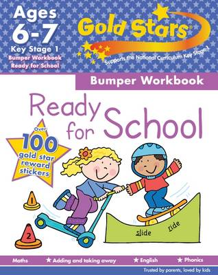 Gold Stars KS1 Bumper Workbook Age 6-8 (BOK)