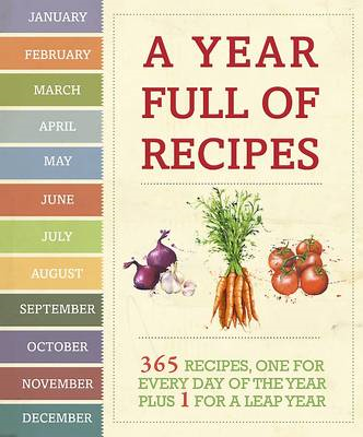 A Year Full of Recipes (BOK)
