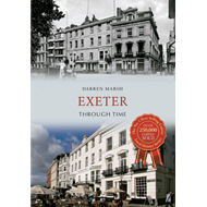 Exeter Through Time (BOK)