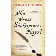 Who Wrote Shakespeare's Plays? (BOK)