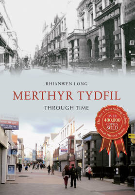 Merthyr Tydfil Through Time (BOK)