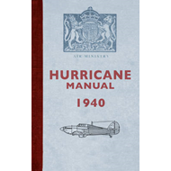 Hurricane Manual 1940 (BOK)