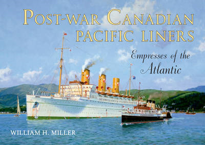 Post-war Canadian Pacific Liners (BOK)