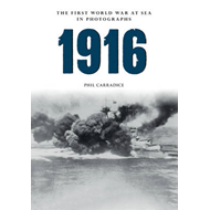 1916: The First World War at Sea in Photographs (BOK)