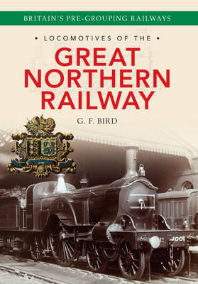 Locomotives of the Great Northern Railway (BOK)