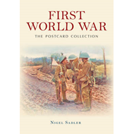 First World War the Postcard Collection (BOK)