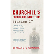 Churchill's School for Saboteurs (BOK)