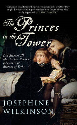 Princes in the Tower (BOK)