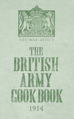 British Army Cook Book 1914 (BOK)