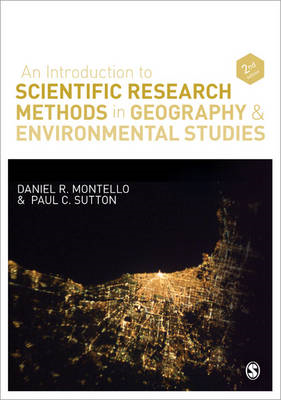 Introduction to Scientific Research Methods in Geography and (BOK)