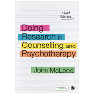 Doing Research in Counselling and Psychotherapy (BOK)