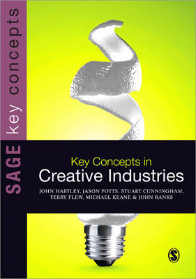 Key Concepts in Creative Industries (BOK)