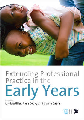 Extending Professional Practice in the Early Years (BOK)