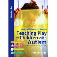 Teaching Play to Children with Autism (BOK)