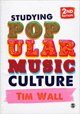 Studying Popular Music Culture (BOK)