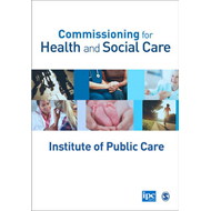 Commissioning for Health and Social Care (BOK)