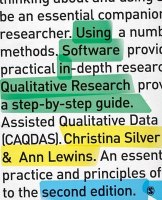 Using Software in Qualitative Research (BOK)