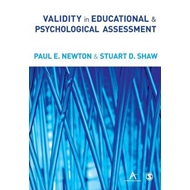 Validity in Educational and Psychological Assessment (BOK)