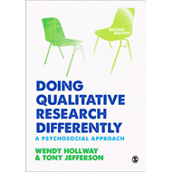 Doing Qualitative Research Differently (BOK)