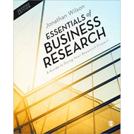 Essentials of Business Research (BOK)