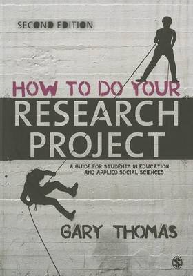 How to Do Your Research Project (BOK)
